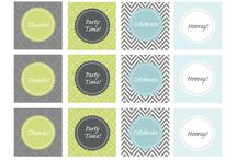 Printables / by Corinne Iverson