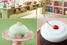 Sweet spaces / by Darlene - Make Fabulous Cakes