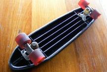 Plastic Skateboards / by Skate Plastic
