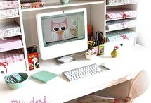 Home Office / by Angela Carter