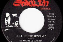Music from Soul Shaolin Radio Station / Soul, House, Funk, Reggae, Jazz,... / by Simon Breton