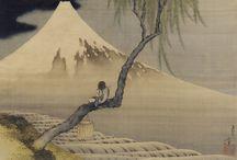 Japanese Art / by Bonnie Koenig