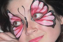 Face Painting / by Mary Roberts