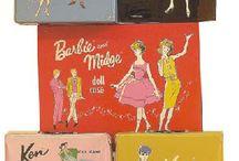 Vintage Barbies / by Kym K