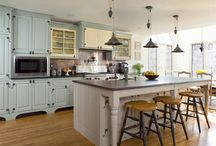 Spring Kitchen! / Spring is in the air and its time to lighten up your Kitchen.  / by KabinetKing.com of Tri-State & LI