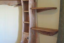 I Love Wood / by Michelle Simonett