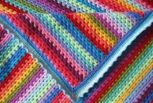 crochet blanket / by Bethany D