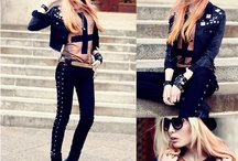 Rock and Roll Women |Fashion |Style / by Laura Flores