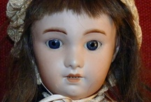 Antique and Vintage Dolls / by todocoleccion