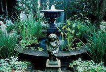 Enchanted Gardens. / by Linda Hunter