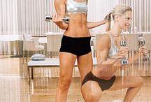 Fitness / by Rachael Ann