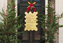 Christmas Decor / by Katie Holt
