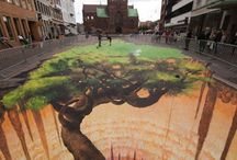 Art-Street Art / by Mary Dot Jones
