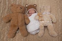 poses newborn / by Joanne Masten
