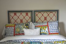 Headboard Inspiration / by Laura Beth Gunter {A Step in the Journey}
