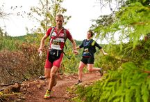 Trail Running Inspiration / Get out. Get dirty.  / by Rachael Torres