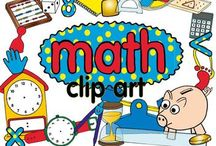 School-Math / by Cheryl Brown