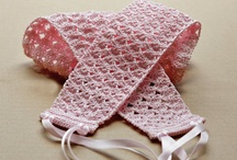 Crocheted Belts / by Eunice Peterson