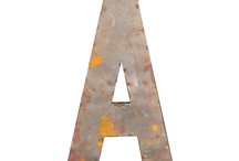 A For Alford / by Jack Alford