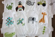 Baby Gifts / by Heidi Fowler {OneCreativeMommy.com}