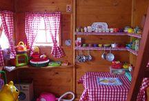 playhouse decoratin' / by Chelsea Davis