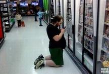 People of Walmart / by Hetty Brown
