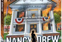 Nancy Drew #25: Alibi in Ashes / by Nancy Drew Games