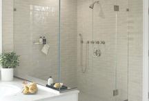 Bathroom ideas / by Emilie Brown
