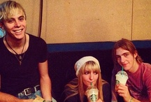 Riker, Rydel, and Rocky / by R5 Family Pinterest