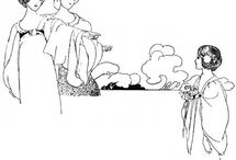 Classic Fairy Tale Illustrations / by Katharine Wolford
