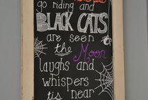 Chalk board art / by Donna O'Gorman
