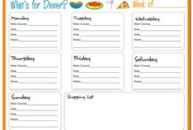 Dreams, goals, planners / by Lisa @ Organize 365
