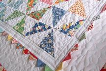 Pieced Quilts Make Me Happy / by Cj Reed