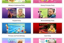 5th Birthday Party Ideas / by Kim Brown