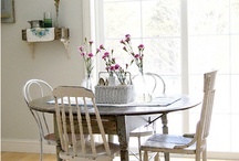 dining room / by Jack Tinney