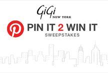 GiGi New York Pin It To Win It / by April Crisafulli