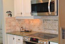 Custom Countertop Kitchen Remodel / Custom Countertop Kitchen Remodel Project  / by Cornerstone Builders