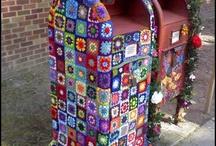 Yarn bombing / by Berenice Mcintosh