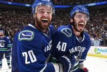 anything vancouver canucks! / by Dawn Meadus