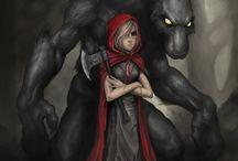 Fairy Tale Art / by Michelle Miller