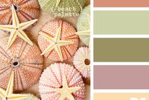 Coastal Colors and Design for Our Home / Colors and major interior deco / by Nikki Wilmoth