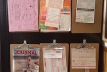 Organize It! COMMAND CENTER / by Andi Willis, Professional Organizer