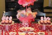 B and W's Valentines party / by Amanda Stoltman Buell