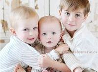 Family photo session ideas / by Katie Koepl