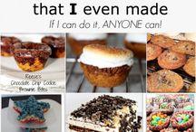 Dessert / Cakes, Cookies, Pies, etc / by Mandi Michael