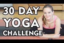 Yoga / by Shyla Shankle