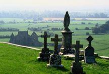 Old Cemetaries and Tombstones / by Karen Aldridge Osborne