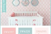 Girl Nursery / by Lindsay Brodock