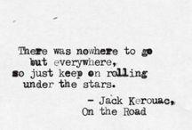 Jack Kerouac / by Megan Butler