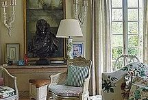 British Homes and Gardens / by Pam Bach